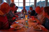 Övriga Norrviken ledare vid ett annat bord.