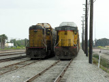 Final UP train from Warm Springs Yard