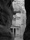 View from the Siq 2 Petra Jordan.jpg