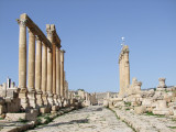 The Cardo Colonnaded Street 1 Jerash Jordan.jpg