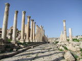 The Cardo Colonnaded Street 11 Jerash Jordan.jpg