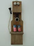 Old Telephone Al Mahatah Museum Sharjah