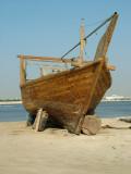 Boat by the Creek Dubai.JPG