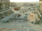 Building the main entrance to Uptown Mirdif.JPG