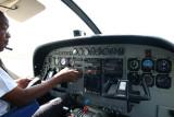 Pilot and cockpit