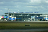 Dar international airport.
