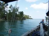 Birthday boating.