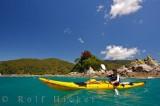 Kayaking Abel Tasman National Park