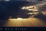 Sunset over Porpoise Bay