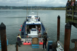 Docking The 50 Foot Vessel