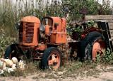 The Queens Tractor