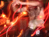 Monotonix and Triclops! at the Knockout