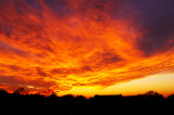 Sunset Over Long island 11-29-07