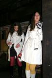 Bonnie Day and Celine Dijon Get Ready