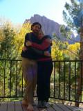 Honeymoon at Zion National Park, 11/25-11/30/09