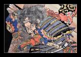 By Utagawa Kuniyoshi (1798 - 1861) painting on wood - V&A Museum (EPO_7275)