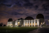 Griffith Observatory Night