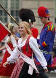 Swedish Paraders