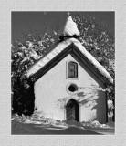 Kapelle im Winter