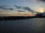 Sunrise over Paradise Island