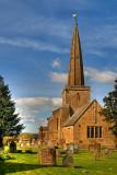 St. Peter & St. Paul's, Chiselborough (1942)