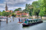 Henley, Marlow & Windsor in HDR