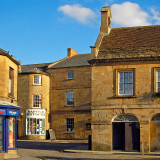 Market House and Post Office, Martock