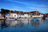 The harbour, Weymouth, Dorset