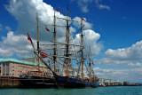 Tall ships again, Weymouth harbour, Dorset