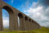 The Ribblehead Viaduct, Yorkshire Dales