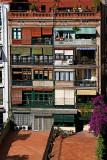 Apartment block, Barcelona