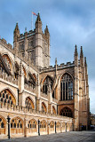 Bath Abbey ~ exterior