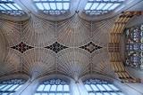 Bath Abbey ~ nave ceiling (1921)