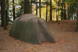 Camping au sentier des géants