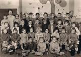 Ecole maternelle de Wisches - année de naissance des photographiés : 1957 ou1958
