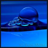 Liquid Shapes (Challenge: Color on Color II)