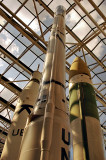 Missile array, Air and Space Museum