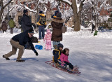 Day after: Fun at Lincoln Park