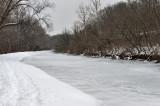 Frozen C&O Canal