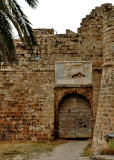 Fortifications at Famagusta