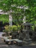 Chinatown garden