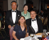 Army Ball, ambassador and wife