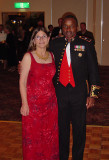 Marine Ball friends