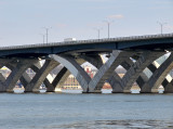 The new Woodrow Wilson Bridge