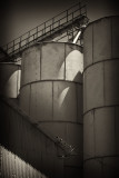 The Rural Life: Elevators and Silos