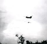 Downed chopper