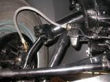 Planar independent front suspension on 6A