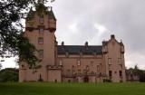 Fyvie Castle...