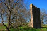 Balquhain Castle...