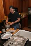 Breakfast cook Brien